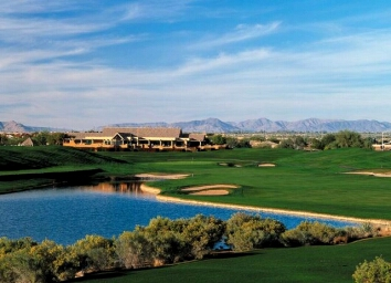TPC Stadium Course- Scottsdale, AZ