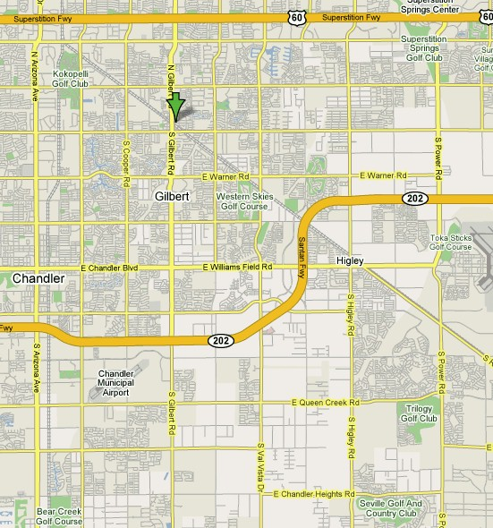 Click here to see full map of Gilbert...